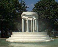 Marshall ,fountain
