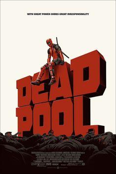 deadpool movie poster rob liefeld - Pesquisa Google