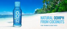 Feel and think better ... about wonder water food :) 100 % pure natural Coconut water is it -- all the rage and this a great shoestring (small sum of money) price for amazing health benefits and it boosts metabolism too!