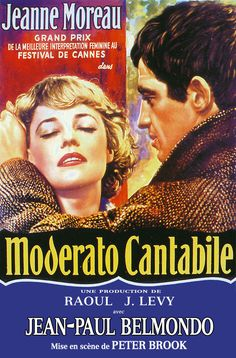 Moderato Cantabile [Peter Brook; 1960]