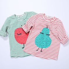 http://babyclothes.fashiongarments.biz/  2016 autumn winter bobo choses fruits pear apple stripe long sleeved cotton t shirts kids t shirts hoodies kikikids vestidos, http://babyclothes.fashiongarments.biz/products/2016-autumn-winter-bobo-choses-fruits-pear-apple-stripe-long-sleeved-cotton-t-shirts-kids-t-shirts-hoodies-kikikids-vestidos/,  Dear buyer, welcome buying in our shop, wish you a pleasure shipping time.  All the items will be sent out very soon, two days will have information on…