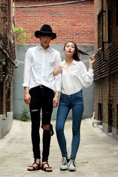 Couple Look:秋冬情侶穿搭購物指南 - The Femin