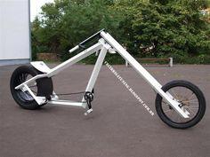bike chopper rebaixada - Pesquisa Google