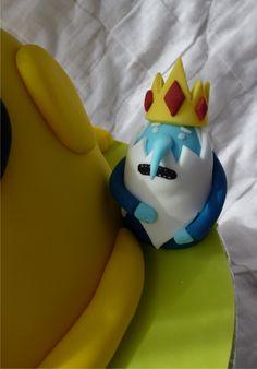 Adventure Time birthday cake