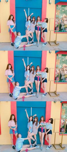 Gfriend Update Fancafe!  Ready for comeback?  cr: heizesh