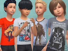 Superhero Must-Haves by Fritzie.Lein at TSR • Sims 4 Updates