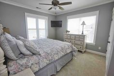 Third master suite!  Private bathroom - view of the sound and the ocean!  #vacation #oceanislebeach #anyportinastorm