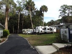 Cattail Creek RV Park Yankeetown FL
