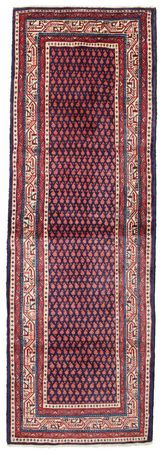 Alfombra Sarough 110x330 10 mm Persia / Irán Lana Oferta: 	€ 284
