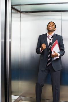 Your Elevator Pitch is your verbal business card.