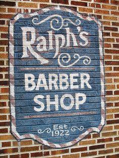 Ralph's Barber Shop