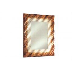 Specchiera in legno sagomata. Lavorazione artigianale interamente a mano, dal produttore al consumatore, creazione e produzione made in Italy.