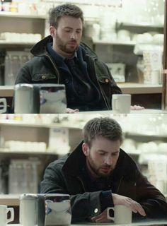 Chris ❤❤ in Before We Go