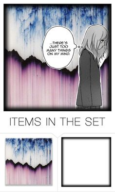 """""""..."""" by bubblegum59 ❤ liked on Polyvore featuring art and sad"""