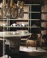 ROBERTO CAVALLI HOME ON WEVUX.COM ITALIAN BUSINESS.   pelle- leather- leather tuscany- pelle texture-materiali-materials- luxury- lusso- arredo-furniture-furnishing- cantu- arredamento-complemen...