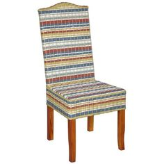 I pinned this Funstripes Amelio II Side Chair from the Jeffan event at Joss and Main!