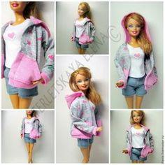 Как сделать платье для куклы барби фото 260