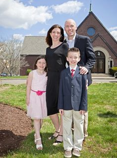 La importancia de asistir a la iglesia como familia