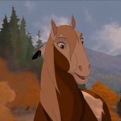Spirit Horse Movie, Spirit The Horse, Spirit And Rain, Horse Movies, Animal Drawings, Scooby Doo, Iphone Wallpaper, Origami, Pikachu