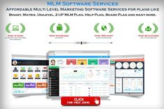 Get the Highend MLM business marketing software with a free demo