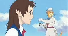 The Cat Returns: Haru & Baron