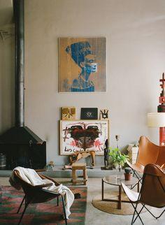 salvalopez: Toni Arola home for Openhouse with Mari Luz Vidal...