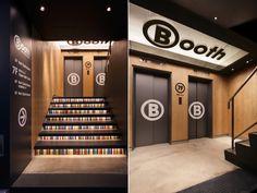 Internet / Manga Café & Capsule Hotel by fan Inc., Tokyo – Japan » Retail Design Blog