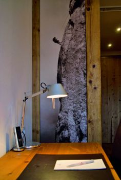 Doppelzimmer Superior Desk Lamp, Table Lamp, Mountain Designs, Lighting, Travel, Home Decor, Double Room, Table Lamps, Viajes