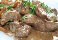 Rognons de veau à la Parisienne - Recettes - Cuisine française