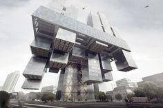 competition- eVolo | Architecture Magazine