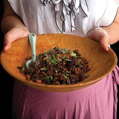 Laab (Thai Minced Pork Salad)