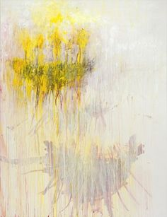 // cy twombly by coleen