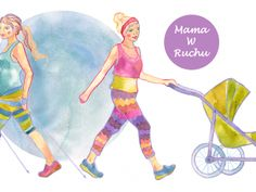 logo akcji Mama w Ruchu