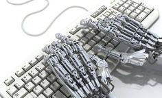 El periodismo se enfrenta al reto de los robots que elaboran noticias / @elpais_sociedad | #socialmedia