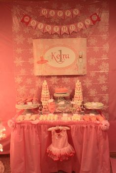 Pink Birthday Party #pink #party,  Go To www.likegossip.com to get more Gossip News!