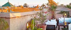 Discover Ryad Dyor, considered to be a top boutique riad in Marrakech. Ryad Dyor is a magical gem of tranquility amidst the hustle and bustle of the city. Riad Marrakech, Package Deal, Continents, Beautiful World, Rooftop, Morocco, Exotic, Patio, Adventure