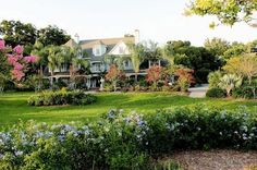 Heron Cay B&B in Mount Dora is within walking distance of downtown antique shops.