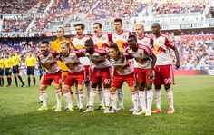 SPORTS And More: @Photo @WFAN @NYRB @WNYRedBulls just playing the b...