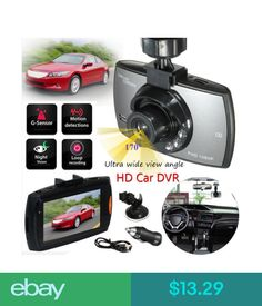 "Digital Video Recorders, Cards Hd 2.5"" Lcd 1080P Car Dvr Vehicle Camera Video Recorder Dash Cam Night Vision #ebay #Electronics"