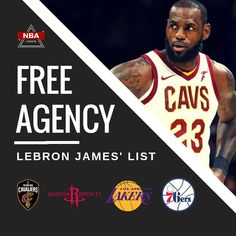 Image result for lebron james free agent choices