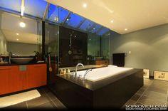 Twilight New Moon House: Bathroom