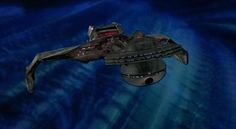 Klingon K'T'Inga-Class Battle Cruiser