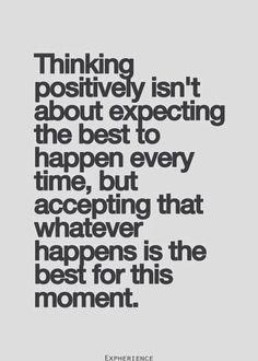 Positief denken
