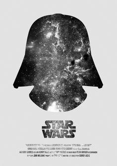 Star Wars : Episode V : Darth Vader : Minimalist Poster