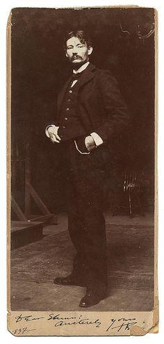 Robert Henri by Smithsonian Institution, via Flickr