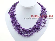 amethyst-jewelry - Hledat Googlem. Purple will be in harmony with citrus colours.