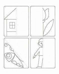 Autism Activities, Kindergarten Activities, Educational Activities, Teaching Math, Grade R Worksheets, School Worksheets, Lessons For Kids, Art Lessons, Drawing Activities