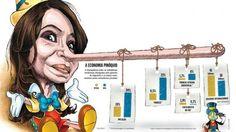 La mentira de la inflación oficial y otros cuentos del gobierno de Cristina Kirchner - La Gaceta