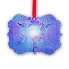 Let it go inspired Ornament
