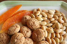 Cookie-baker.com presents Amaretto Cookies Recipe